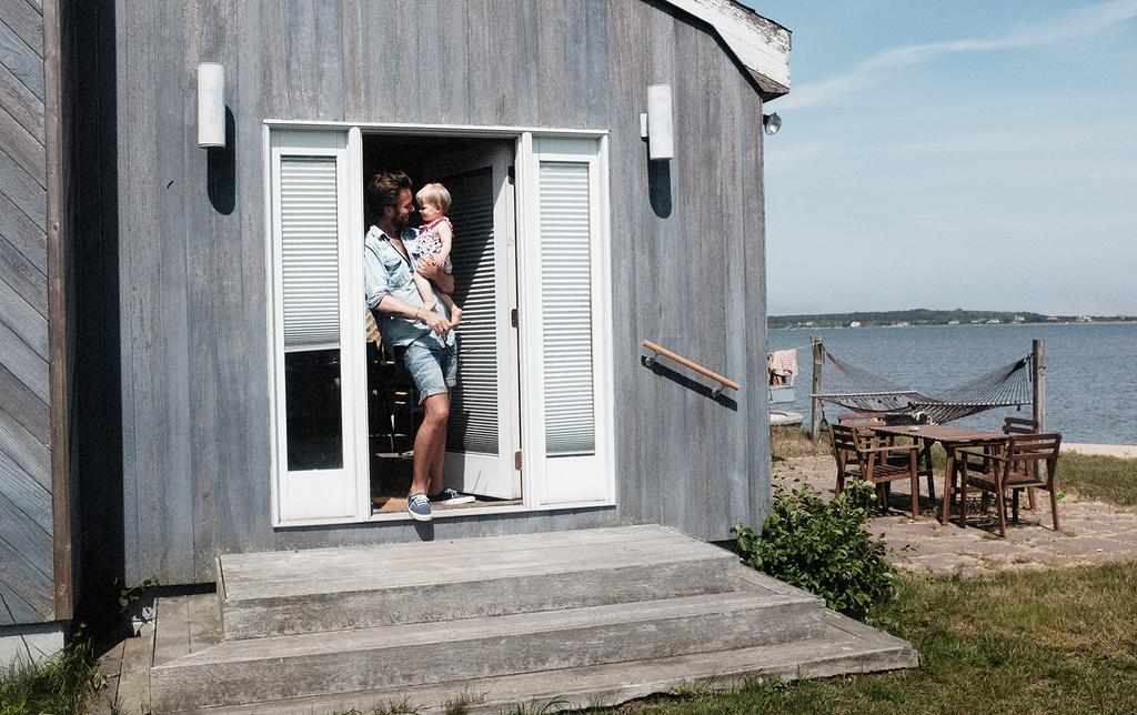 Gustaf Törling´s summer house